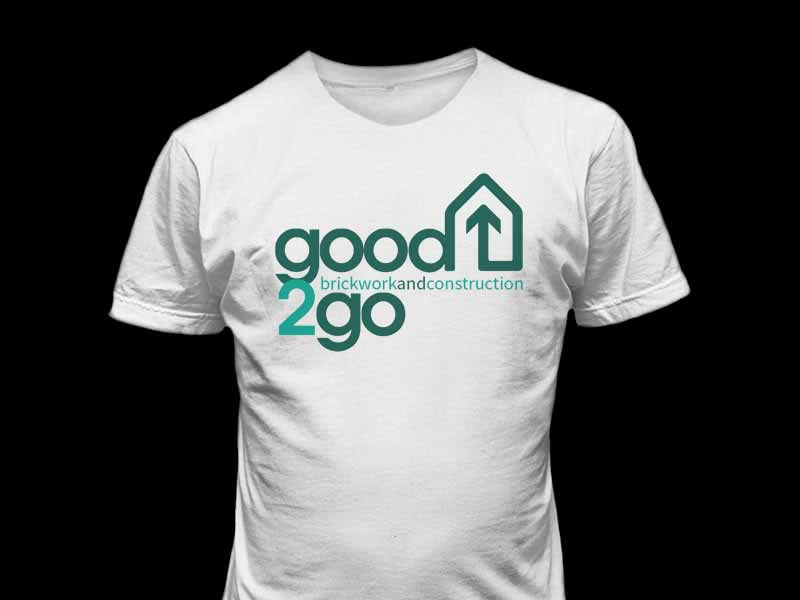 Good 2 Go vector artwork for clothing printing